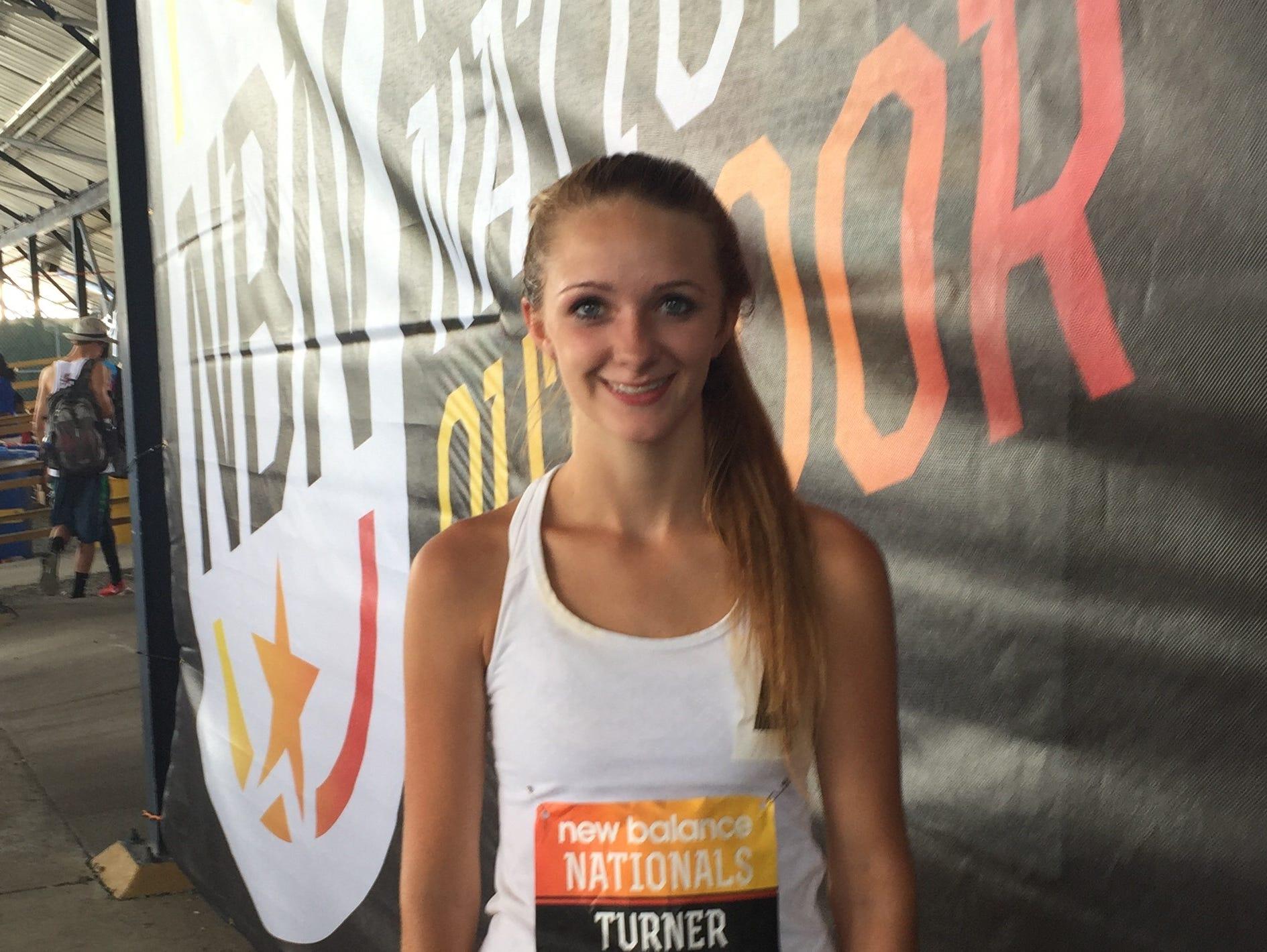 Tuscola's Brooke Turner
