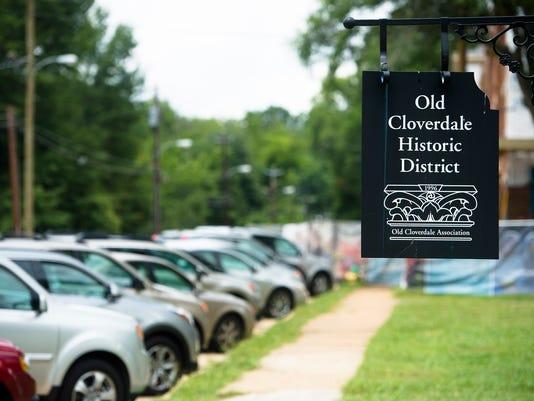 Cloverdale Parking 01