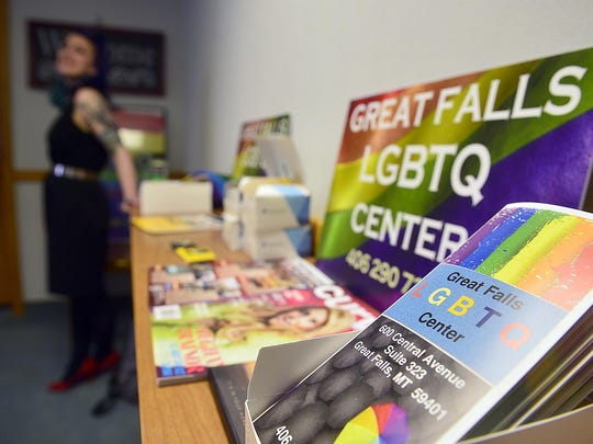 The LGBTQ Center in Great Falls is run by a volunteer not-for-profit that provides community events and services to the LGBTQ community. It is one of three similar organizations with a brick-and-mortar presence in Montana.
