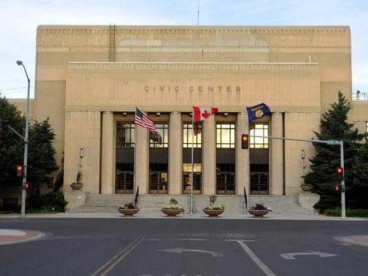 Great Falls Civic Center