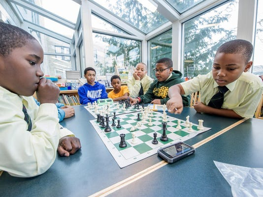 The Skillman Foundation introduces its new Champion Schools in Detroit.