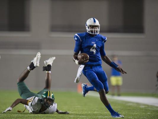 HS Football: Carver vs. Lanier