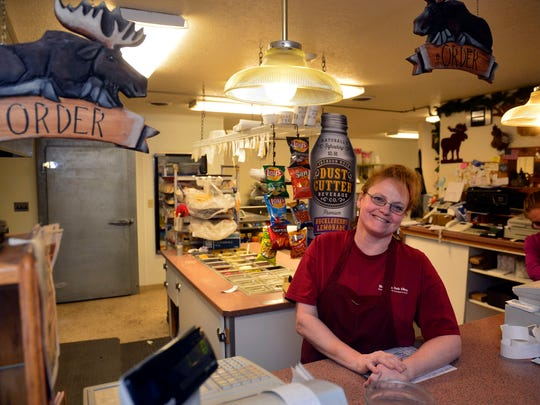 Jimette Schlimm is the owner of Montana Sub Shop.