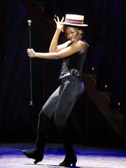 Huosso Semon stars as the Leading Player in 'Pippin.'