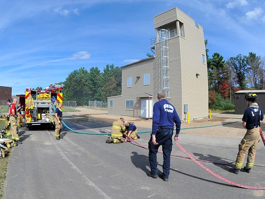 Wisconsin Rapids firefighters