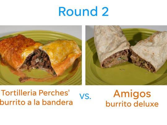 Tortilleria Perches vs. Amigos