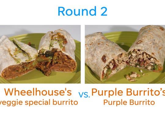 Wheelhouse vs. Purple Burrito