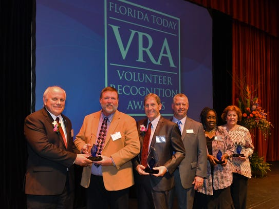 The 2017 FLORIDA TODAY Volunteer Recognition Awards