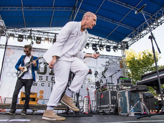 MUTEMATH will perform at the Egyptian Room at Old National