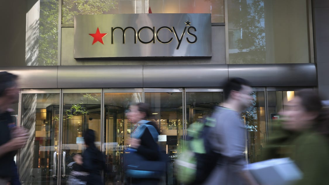 Macy 39 s buys spa retailer for 200m for R b salon coimbatore