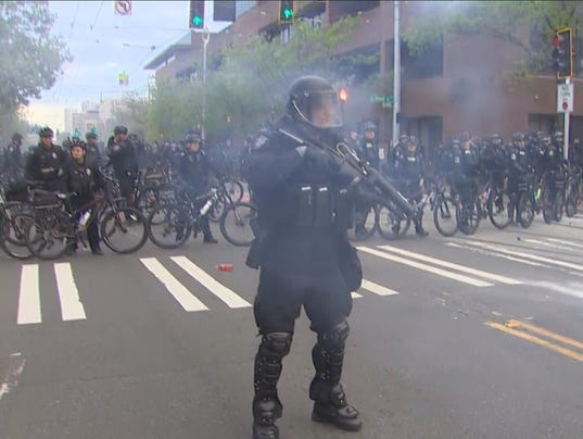 May Day's meaning: How it unfolded in Seattle