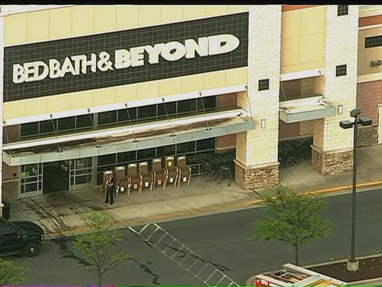 Fire Breaks Out At Bed Bath Amp Beyond