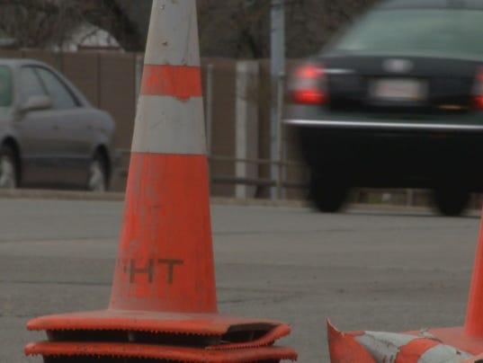 Roadwork-cones