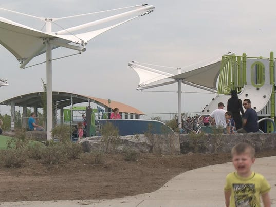 Outer Harbour Playground Outer Harbor Playground Opens