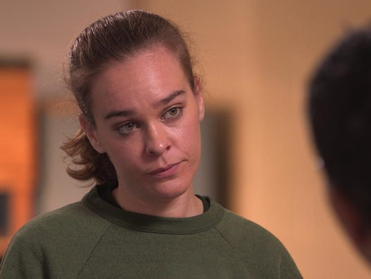 Lacey Spears in prison