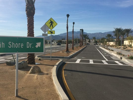 Dinah Shore Drive Just Got A Little Longer