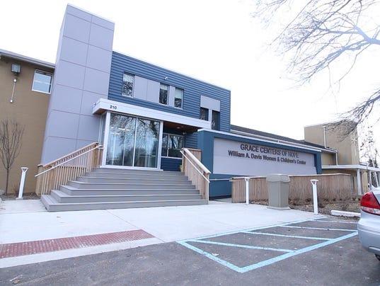 MTO grace centers - building