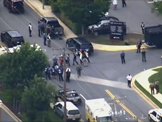Police began active shooter investigation
