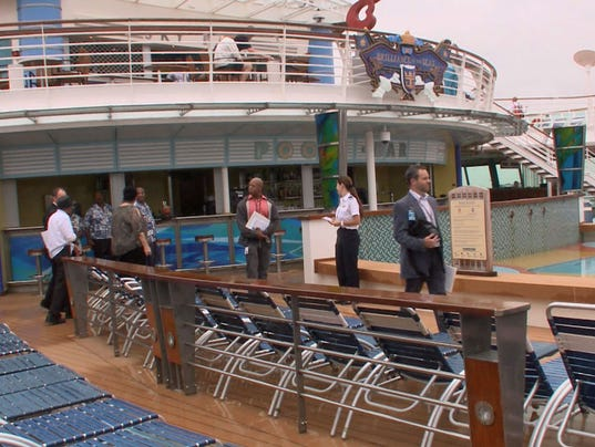 Ebola On Cruise Ships How Real A Possibility