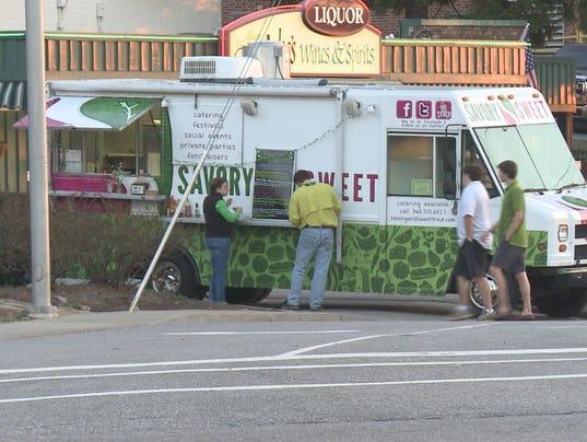 Bearden Beer Market Food Truck