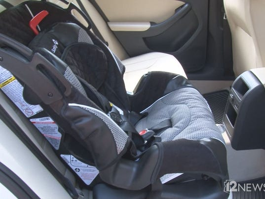 Your guide to car seats & child passenger safety
