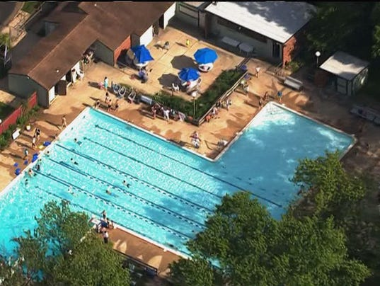 Teen Rescued From Rockville Swimming Pool