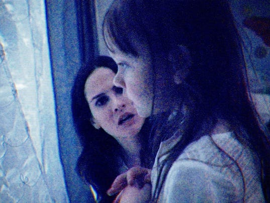 Final 39 paranormal activity 39 reveals its demon for Paranormal activities in the world