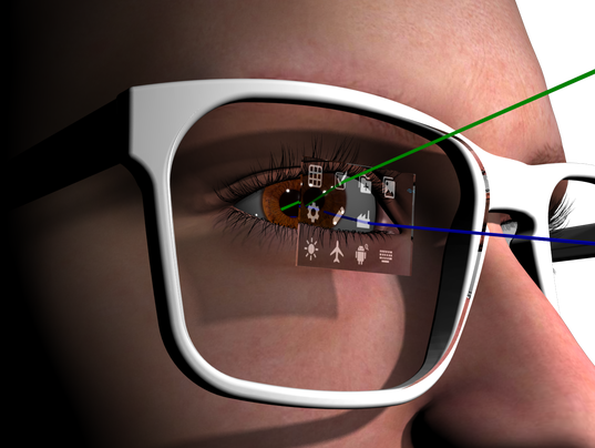 Gear Eye Tracking >> Next big thing for virtual reality: lasers in your eyes