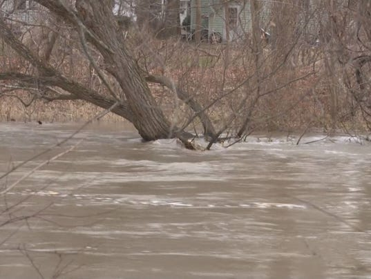 flood warning extended for parts of wny