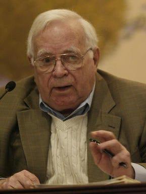 Palm Desert Mayor Bob Spiegel