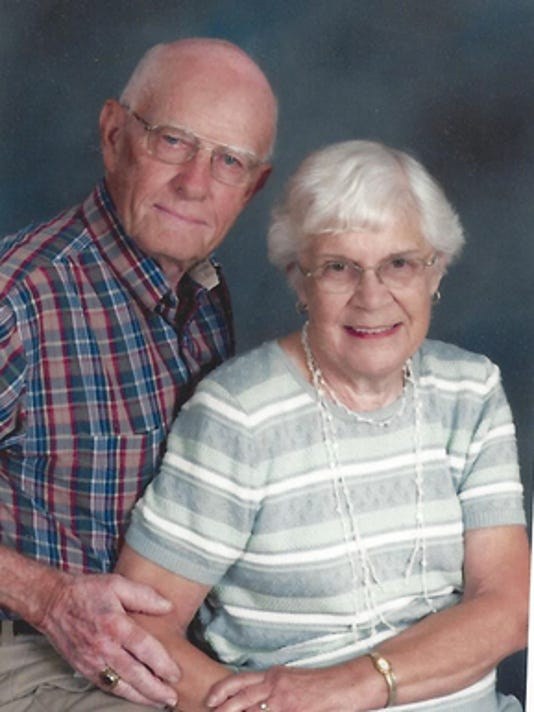 Anniversaries: Ronald Richmond & Marilyn Richmond