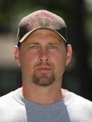 Edison High School football coach Matt Fulham