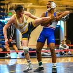 Detroit CC qualifies all 14 grapplers for Ford Field individual finals