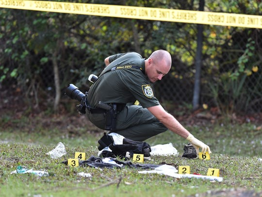 The Indian River County Sheriff's Office investigated