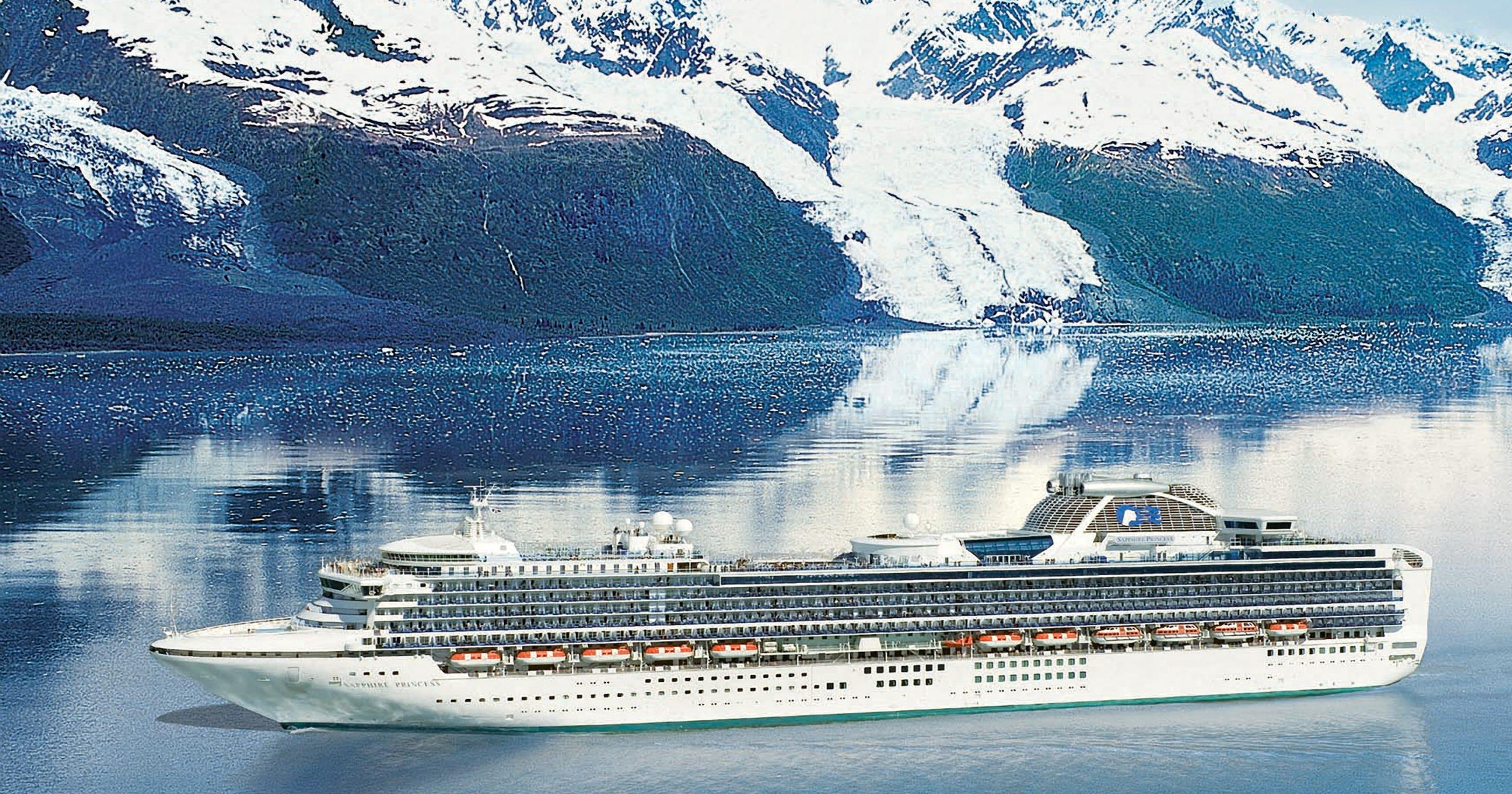 Princess Cruises To Cut Back In Alaska