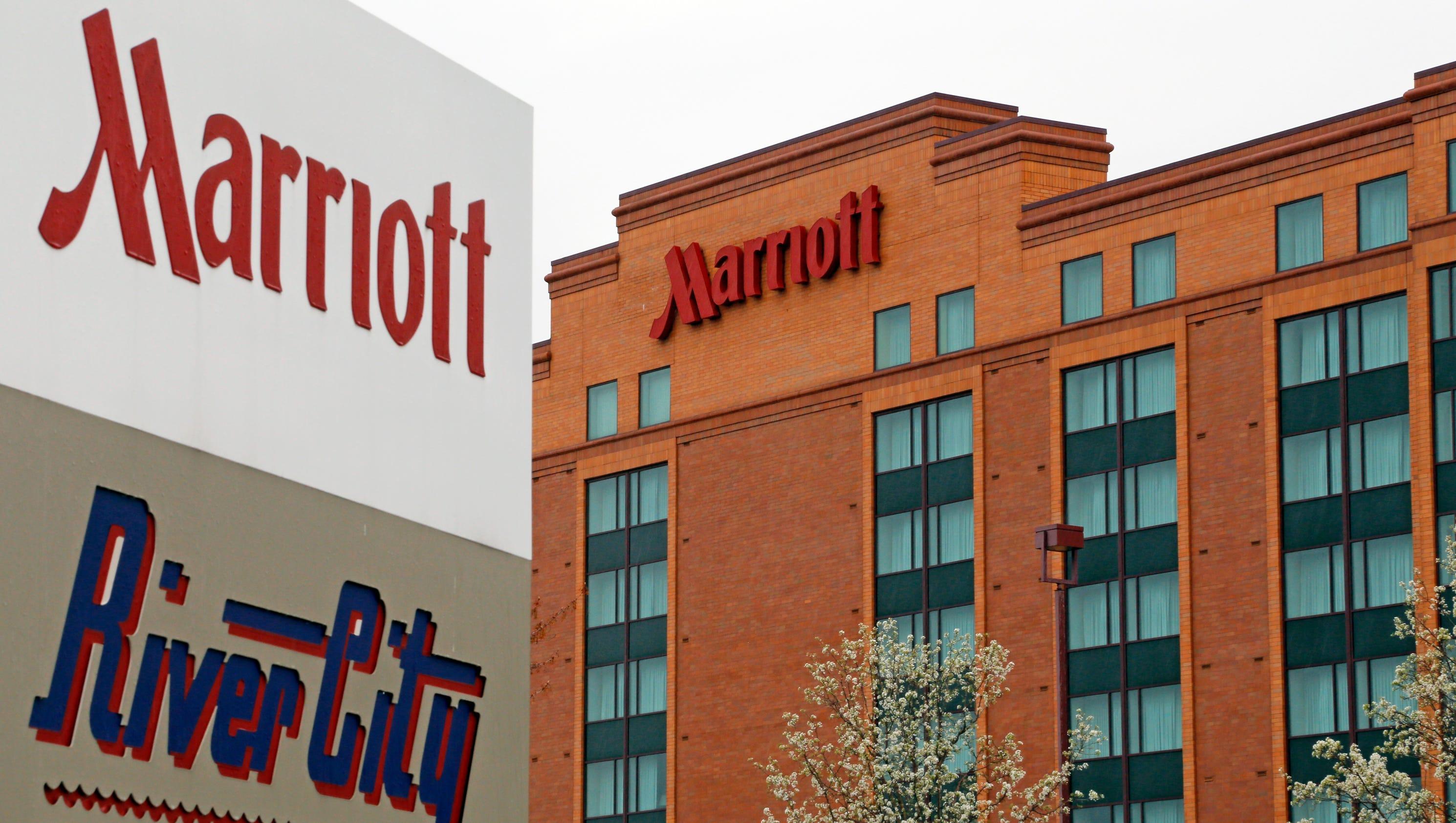 Marriott international to buy starwood hotels for 12 2b for Hotel international