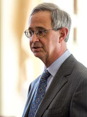 President Joel Seligman of the University of Rochester,