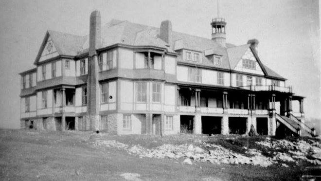 Seawright Springs Resort, 1909.