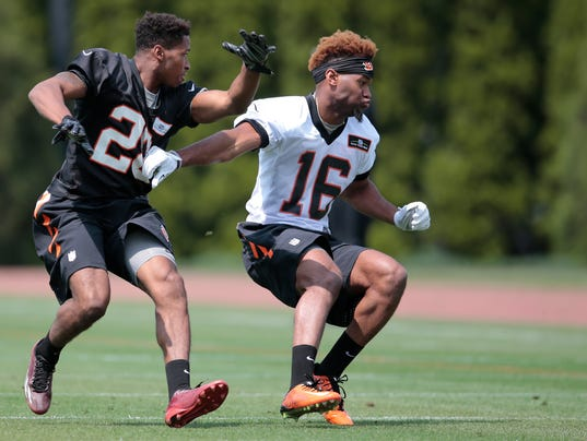 Rookies ready for action, Bengals bloodlines run deep