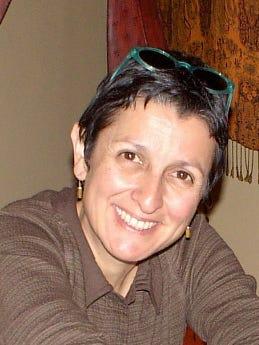 Author and professor Maria Nieto.