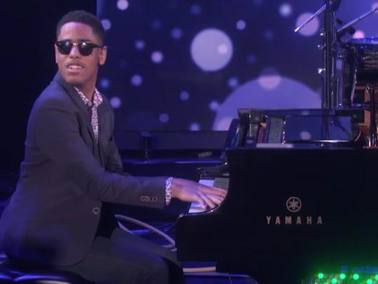 Matthew Whitaker, jazz piano prodigy