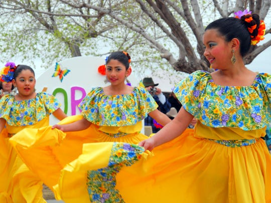 In 2012, the Korimi Ballet Folklorico entertained during