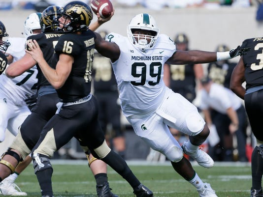 Western Michigan v Michigan State