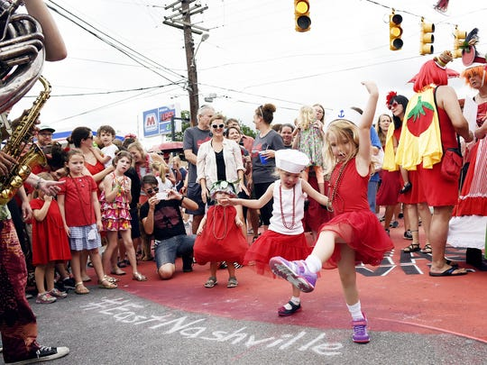Celebrating art and all things tomato is what the annual Tomato Arts Festival is all about
