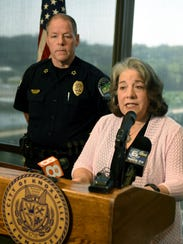 "Knoxville Mayor Madeline Rogero says Police Chief David Rausch ""is always accessible for me and his command staff at any hour of the day or night,"" whether he's in town or elsewhere."