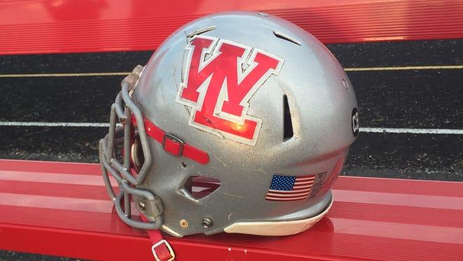 West Lafayette helmet