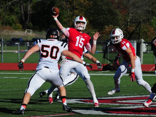 Olivet College celebrates homecoming with 35-6 win over ...