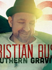 "The cover of Kristian Bush's ""Southern Gravity."""