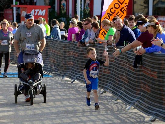 The Pensacola Beach 10K, 5K, Half Marathon is set for Saturday, Jan. 13, at Pensacola Beach.