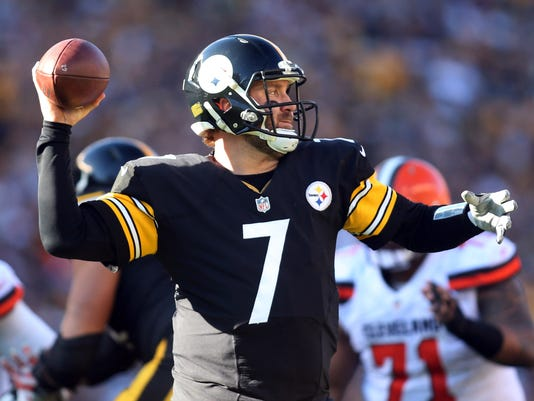 NFL: Cleveland Browns at Pittsburgh Steelers